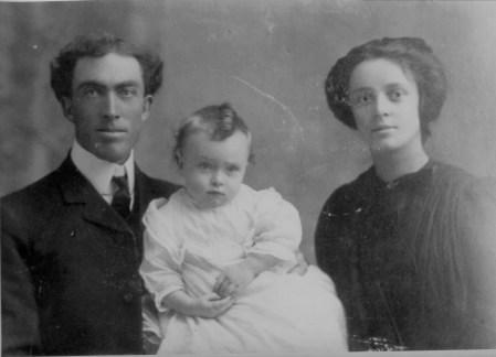 Joseph Nephi, Elizabeth & Theodore Hutchings