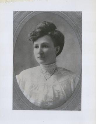 Young Laura Clark