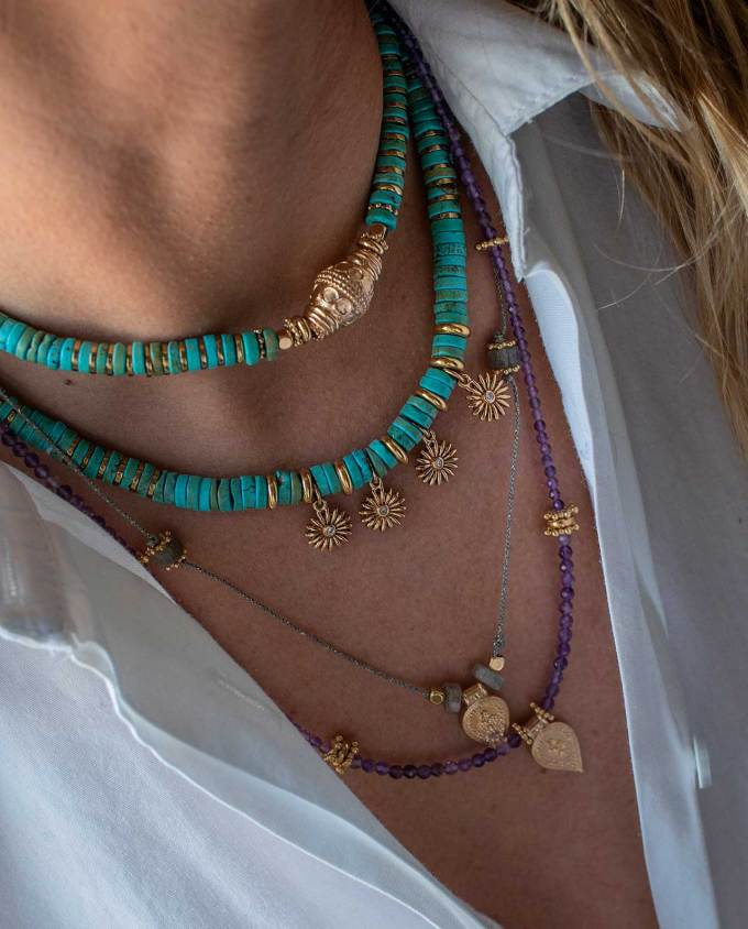 Collier Roots