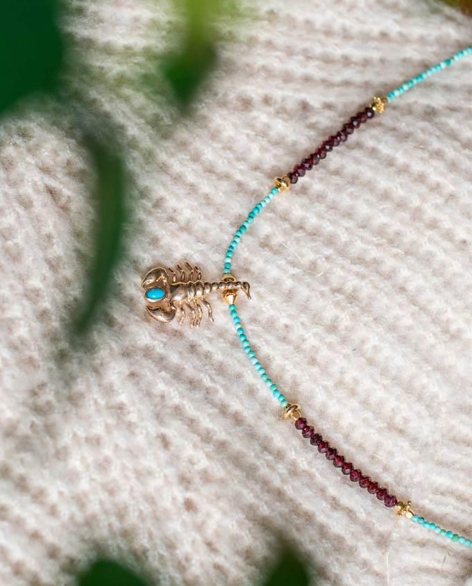 Scorpio turquoise