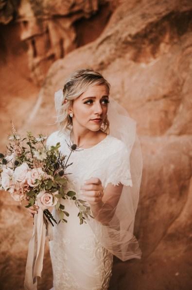 Wildflower Bouquet Utah-Roots Floral Design