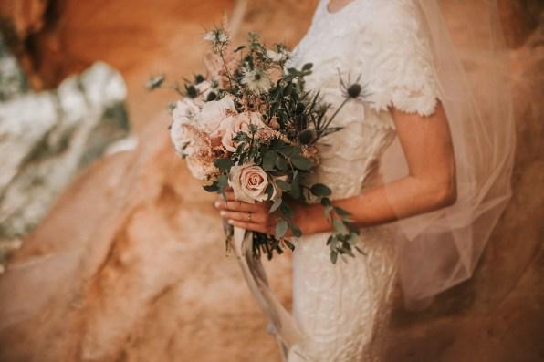 Wildflower Bouquet-Roots Floral Design