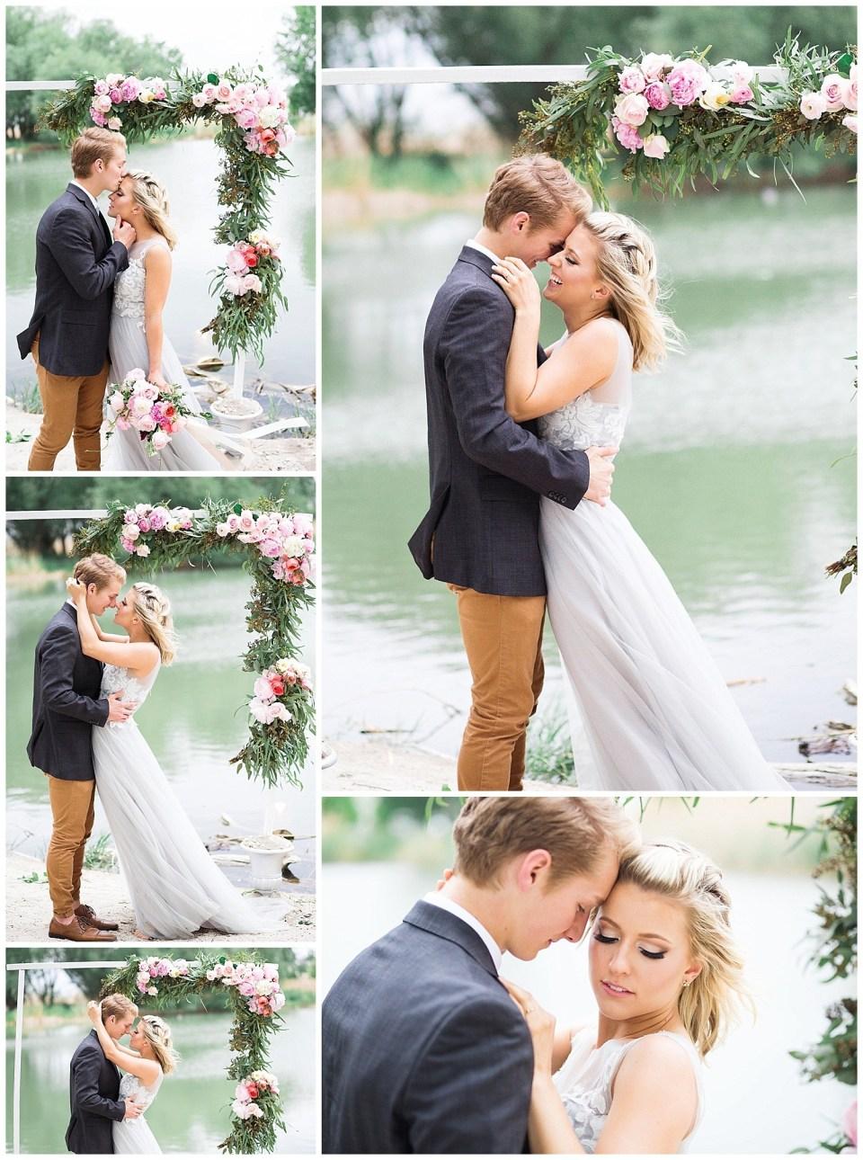 Lakeside Elopement Lake Wedding Ideas