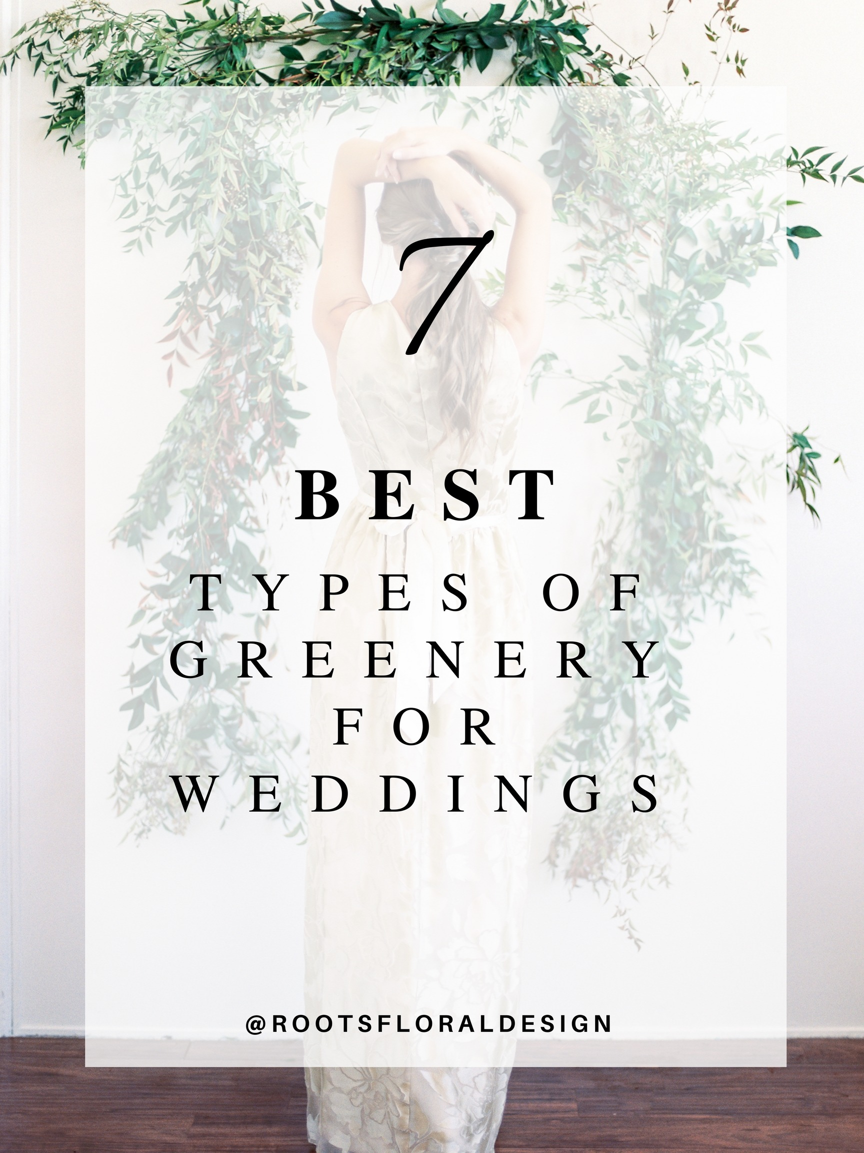 7 Best Types of Greenery for Weddings | Ohio Wedding Florist