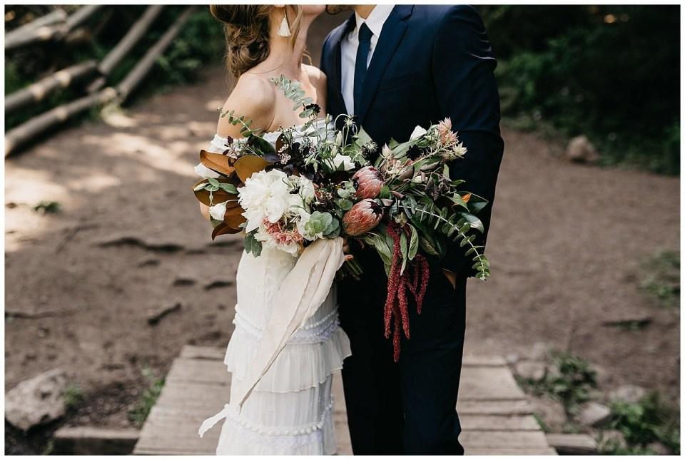 Vintage Boho Mountain Wedding Kentucky Wedding Florist