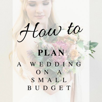 How to Plan a Wedding on a Small Budget   Ohio Wedding Florist