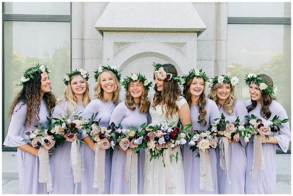 Brad + Rachel | Simple, Organic + Elegant Wedding | Kentucky Florist