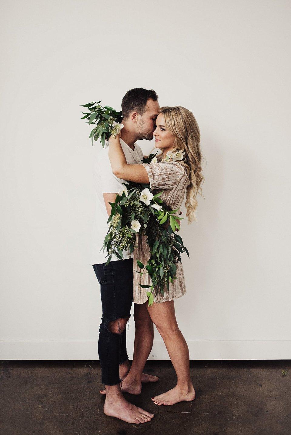 Engagement Flowers | Kentucky Wedding Florist