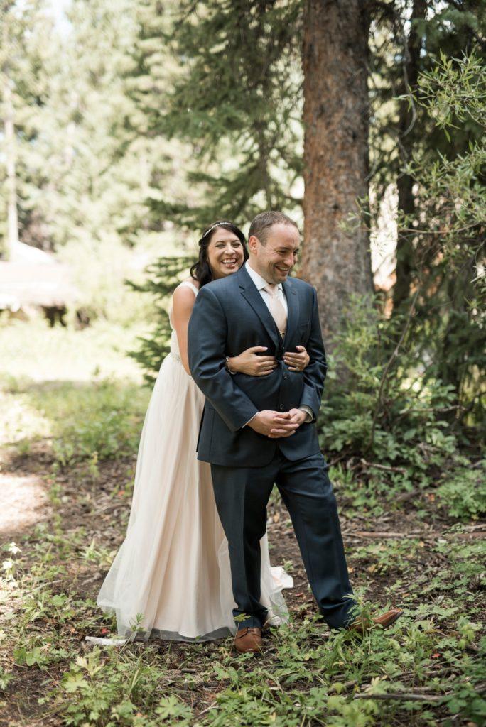 Romantic and Woodsy Mountain Wedding | Ohio Wedding Florist