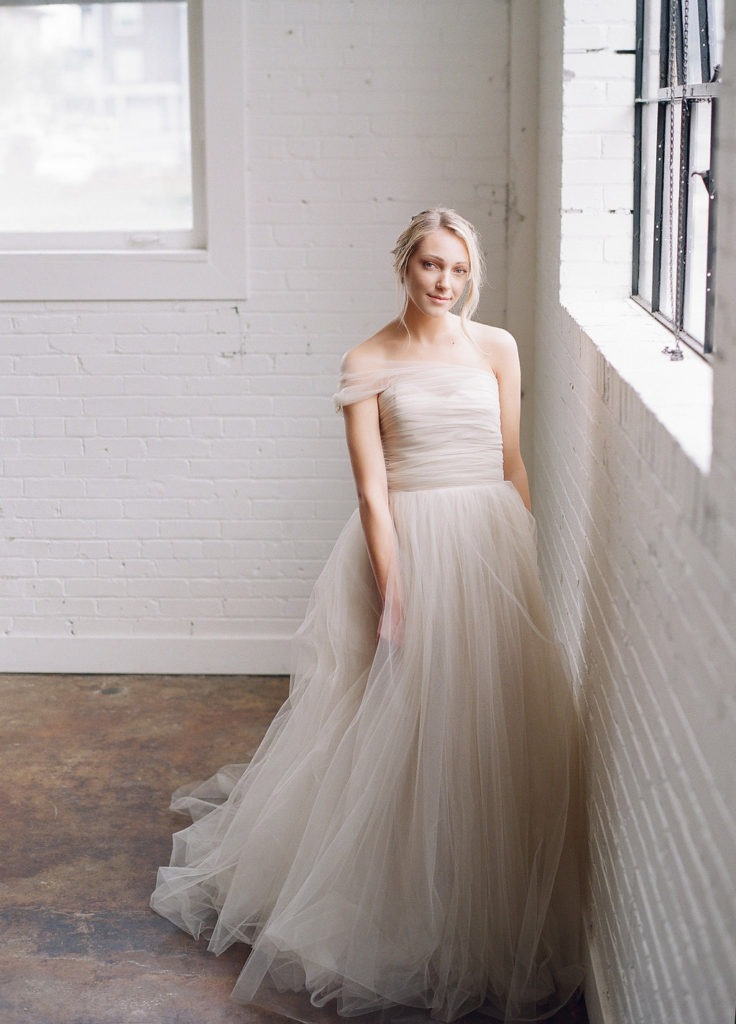 Bridal Portraits Wedding Dress Ideas