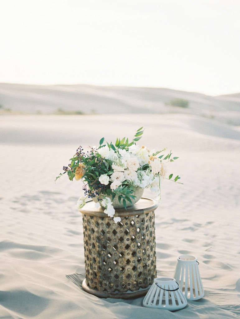 Desert Elopement Flowers Bouquet