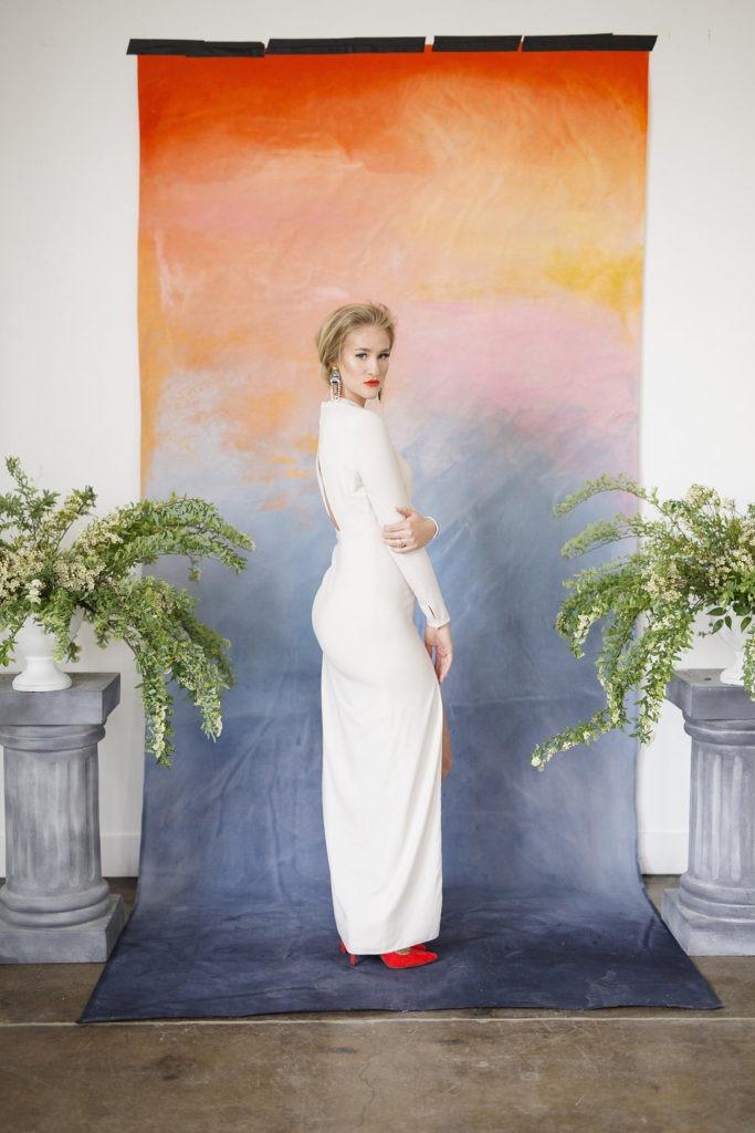 Artsy Modern Wedding Ideas
