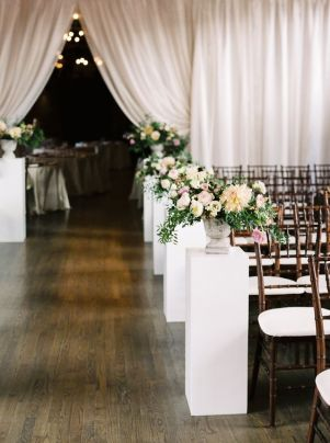 aisle decor, wedding aisle decor