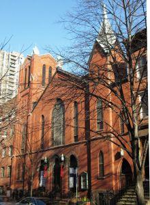 Zion German Evangelical Lutheran Church, Brooklyn Heights