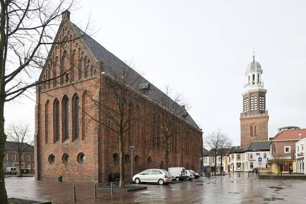 Dutch Reform Church, Marktplein
