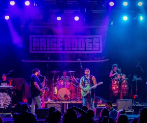 House of Blues 8.23.18 – Arise Roots, Burritos, Brewfish, Roots of Mine Photos