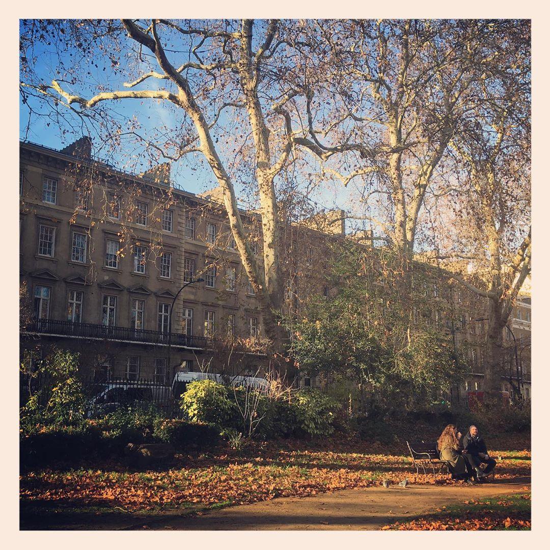 A photo of Gordon Square