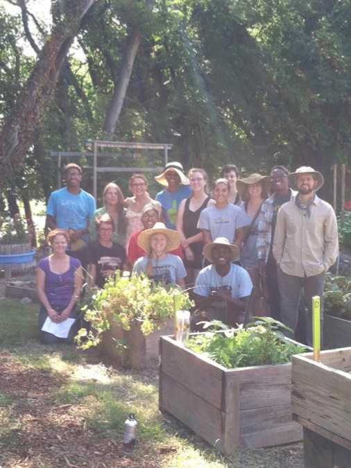 Tricyle's Urban Agriculture Certificate & Fellowship Program trained in Roots of Success