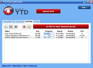 YTD Video Downloader 4.8 Crack Full Version License Key
