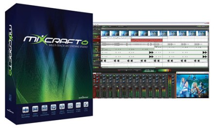 Mixcraft 8 Crack Key Full Version Activator {Latest}