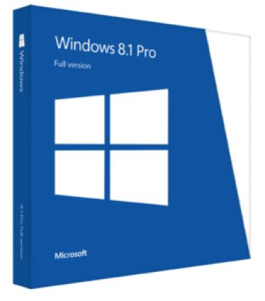 Windows 8.1 Pro ISO Full Download 32 / 64 Bit