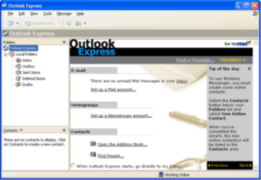 Outlook Express For Windows 7, 8.1 & 10 [Download]