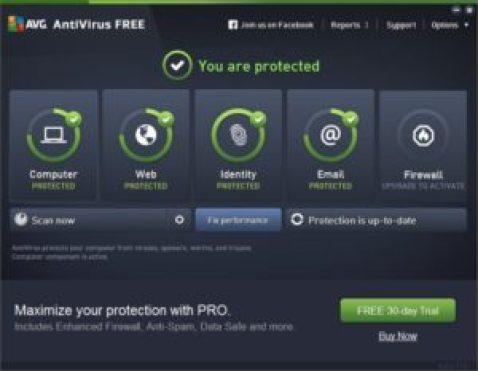 AVG Full Version Antivirus 2017 Serial Key + Crack