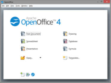 OpenOffice 4.1.2 Final Release Free Download
