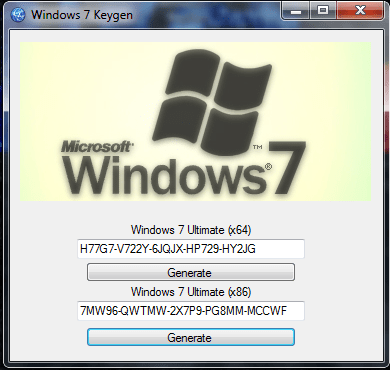descargar keygen windows 7 ultimate 64 bits