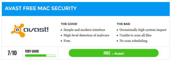 Avast Free Mac Security 2016 Latest Version For Mac