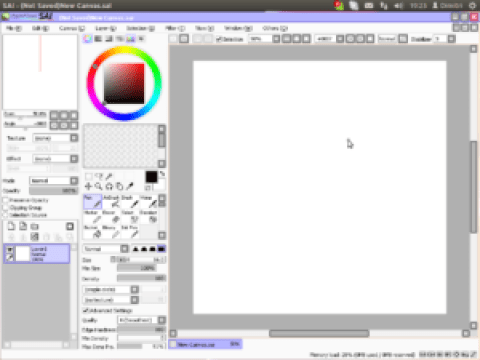 Paint tool SAI 1.2.5 Crack Final Release Full Version