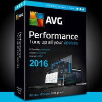 AVG PC Tuneup 2016 Crack Lifetime Key