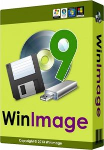 WinImage Professional 9 Serial Key Portable + Crack