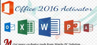 Microsoft Office 2016 Crack ISO Full Version + Activator