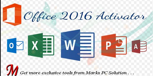Microsoft Office 2016 Crack Activator