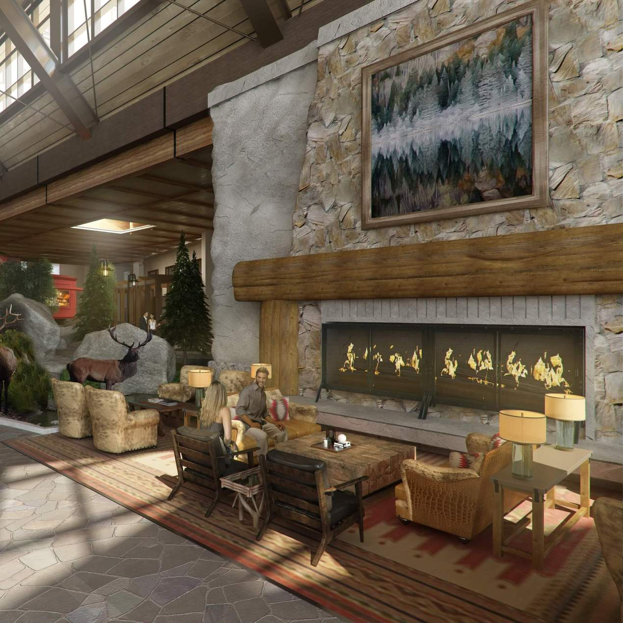 Gaylord Rockies Resort And Convention Center: A Modern