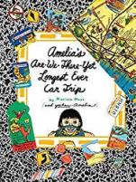 Amelia's Are We There Yet Longest Ever Car Trip