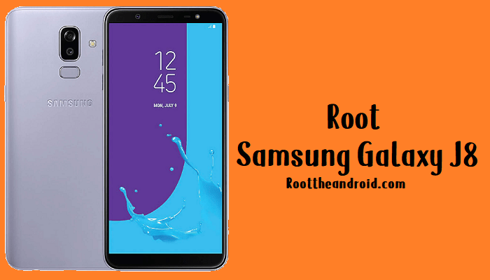 Root Samsung Galaxy J8 SM-J810F/G/Y Pie 9.0 using TWRP