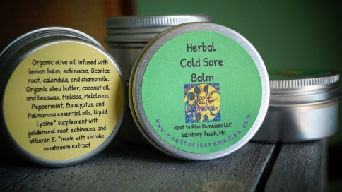 herbal cold sore