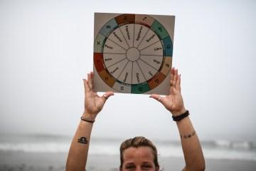 Astrologer Elizabeth Michaud