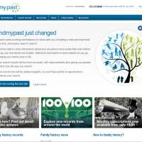 Findmypast's new layout - like it or loathe it?