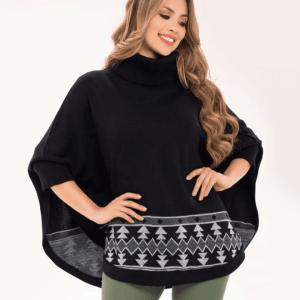 ruana-negra-mujer-colombia