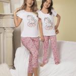 Pijama-helados-dos-piezas-mamá-e-hija