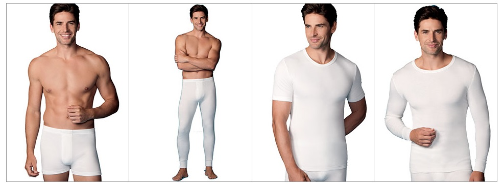 Camisetas térmicas de hombre y mujer  Cómo escoger ropa interior térmica 927895992e932