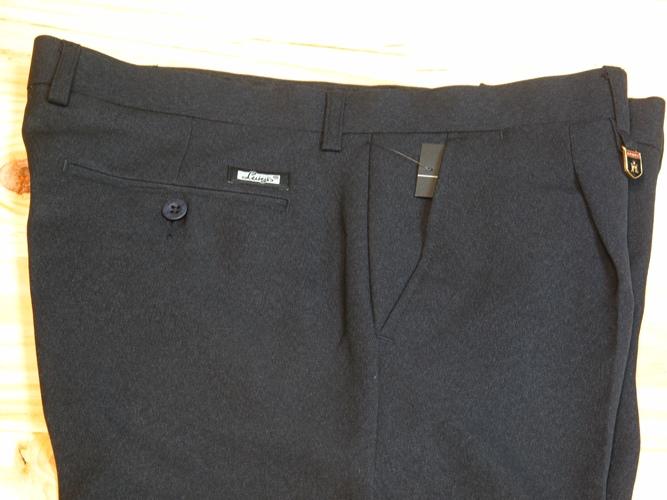 pantalones de vestir hombre con pinzas