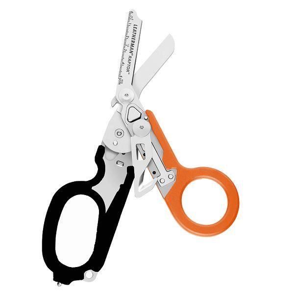 Leatherman multi tool shears & hook. Foldable