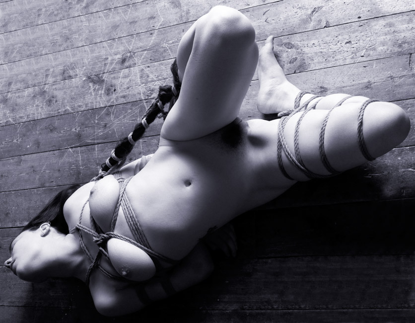 Learn japanese rope bondage ametur sex big