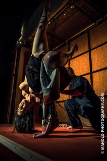 London Festival of the Art of Japanese Bondage 2012 - manolo remiddi-14