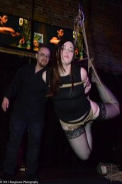 The Church Shibari Show Dallas