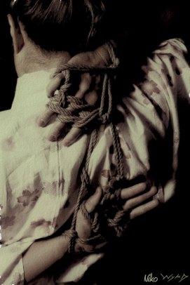 Shibari bondage